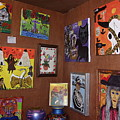 Gallery Display by Betty  Roberts