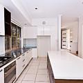 Galley Kitchen by Darren Burton