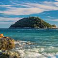 Gallinara Island - Isola Della Gallinara by Enrico Pelos