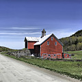 Gallop Road Barn by Deborah Benoit