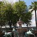 Galloping Water Horses by Brenda Kean