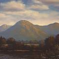 Galway Landscape by Sean Conlon