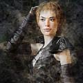 Game Of Thrones. Cersei Lannister. by Nadezhda Zhuravleva