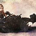 Game Of Thrones. Daenerys. Mother Of The Dragons. by Nadezhda Zhuravleva