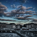 Stockholm In Dark by Ramon Martinez
