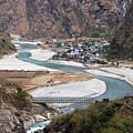 Gandaki River, Nepal by Aidan Moran