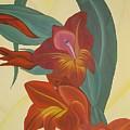 Gandavensis Hybrid by Marinella Owens