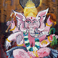 Ganesh by Jennifer Kelly