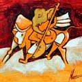 Ganesh by Masoud Farshchi