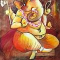 Ganesha by Babita Saxena