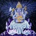 Ganesha by Tyler Schmalz