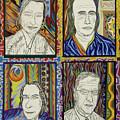 Gang Of Four by Robert SORENSEN