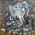 Ganpati 4 by Aman Chakra