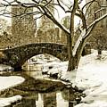 Gapstow Bridge by Michael Belling