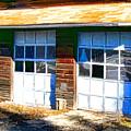 Garage 2 by Jeelan Clark