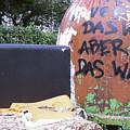Garbage Message by Nacho Vega