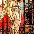 Garden Angel by Kristin Elmquist