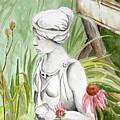 Garden Beauty by Brenda Owen