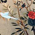 Garden Bird by Ceil Diskin