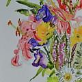 Garden Bouquet by Beverley Harper Tinsley