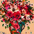 Garden Bouquet by Natalie Holland