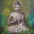 Garden Buddha by Amy Tanathorn