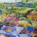 Garden Country by David Lloyd Glover