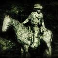 Garden Cowboy by Todd Carter