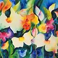 Garden Dance by Barbara March