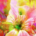 Garden Dance by Francine Collier