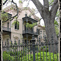 Garden District House by Linda Kish