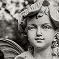 Garden Fairy - Sepia by Christopher Holmes