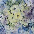 Garden-flowers by Nancy Newman