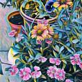 Garden Flowers by Richard Ingoglia