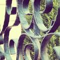 Garden Gate 2 Pair by Karen Jbon Lee