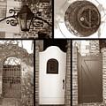 Garden Gates by Donna Bentley
