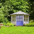 Garden Gazebo House by Sophie McAulay
