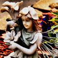 Garden Girl by Karen Scovill