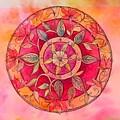 Garden Mandala by Sherri Snyder