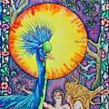Garden Of Eden by Gail Zavala