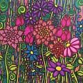 Garden Of Happiness  by Ellen Jagger
