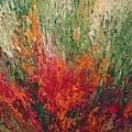 Garden Of Memories 3 by Kusum Shukla