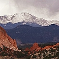Garden Of The Gods by Dennis Nelson