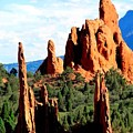Garden Of The Gods by Kara Trauger