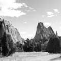 Garden Of The Gods by Rhonda DePalma