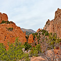 Garden Of The Gods Study 6 by Robert Meyers-Lussier