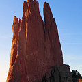 Garden Of The Gods Two by Sean Parnell