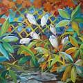 Garden Path by Lois Mountz