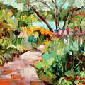 Garden Path by Marie Massey