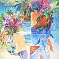 Garden Pool by John Nussbaum